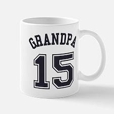 Grandpa's Uniform No. 15 Small Small Mug