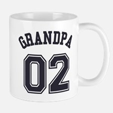 Grandpa's Uniform No. 02 Mug