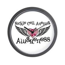 Sickle Cell Anemia Wall Clock