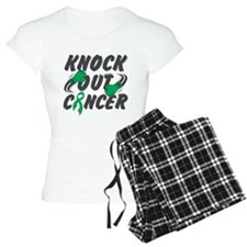 Knock Out Liver Cancer Pajamas