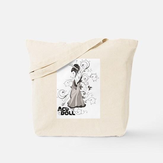 ACU DOLL Tote Bag