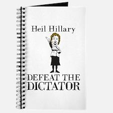 Heil Hillary Journal