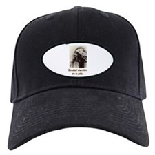 RUN WHERE THERE ARE NO PATHS... Baseball Hat