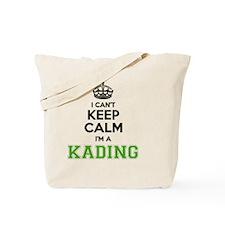 Funny Kade Tote Bag