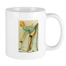 Pin up is unplugging ! Mugs
