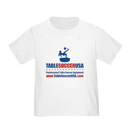 Table Soccer USA 1 Toddler T-Shirt