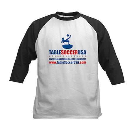Table Soccer USA 1 Kids Baseball Jersey