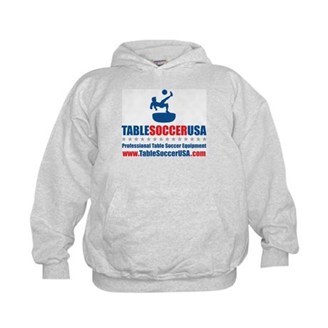 Table Soccer USA 1 Kids Hoodie