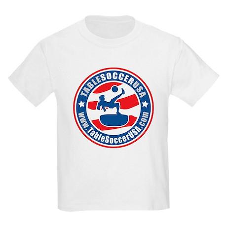 Table Soccer USA 2 Kids Light T-Shirt