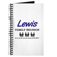 Lewis Family Reunion Journal