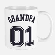 Grandpa's Uniform No. 01 Mugs