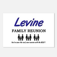 Levine Family Reunion Postcards (Package of 8)