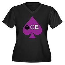 ACE4x4_pocket Plus Size T-Shirt