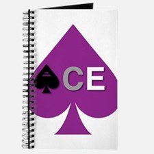 Ace spade icon Journal