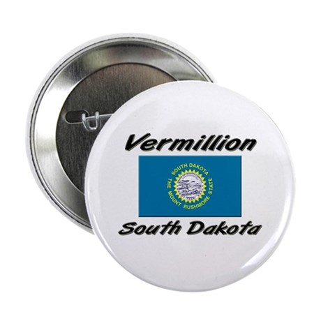 Vermillion South Dakota Button