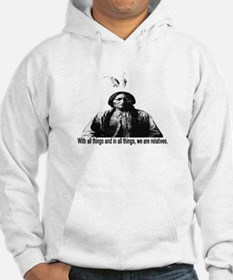 WE ARE RELATIVES Hoodie