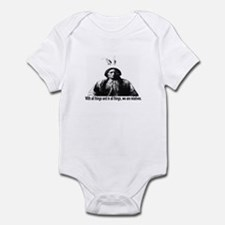 WE ARE RELATIVES Infant Bodysuit