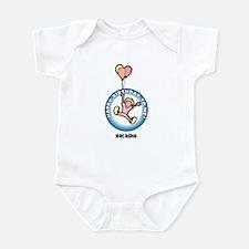 Natasha: Happy B-day to me Infant Bodysuit