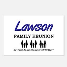 Lawson Family Reunion Postcards (Package of 8)