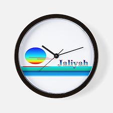 Jaliyah Wall Clock