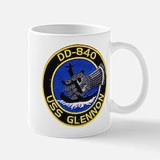 USS GLENNON Small Small Mug