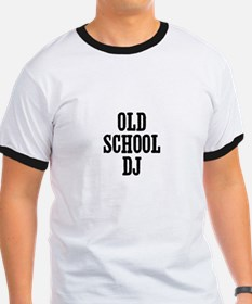 old school DJ T