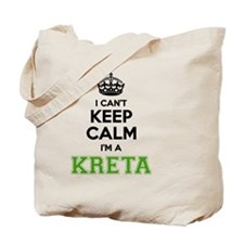 Cute Kreta Tote Bag
