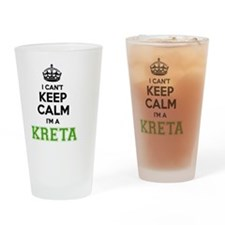 Unique Kreta Drinking Glass
