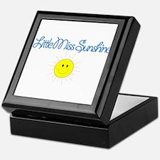 Little Miss Sunshine Keepsake Box