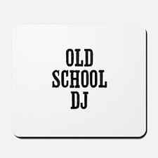 old school DJ Mousepad