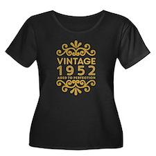 Vintage 1952 Plus Size T-Shirt