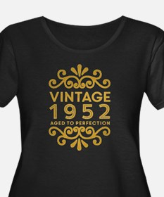 Vintage 1952 Plus Size T-Shirt