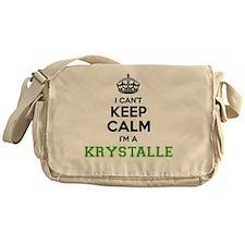 Cute Krystal Messenger Bag