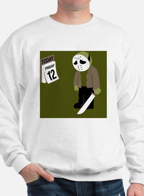 Cute Friday the 13th Sweater
