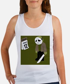 Cute Friday the 13th Women's Tank Top