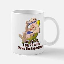 Twice The Experience Mug