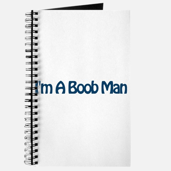 I'm a Boob Man Journal