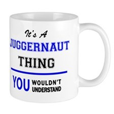 Unique Juggernaut Mug