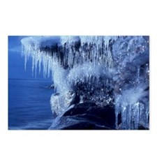 Ice Wave Postcards (Package of 8)