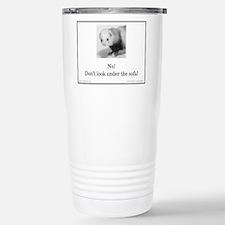 Cute Humorous pet saying Travel Mug