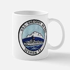 USS GREGORY Mug