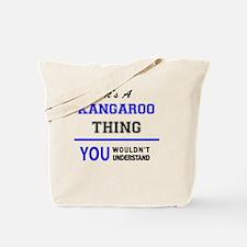 Funny Kangaroo Tote Bag