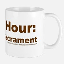 Coffee Hour Small Mugs
