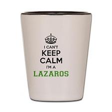 Cool Lazaro's Shot Glass