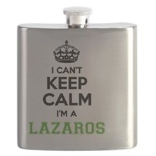 Funny Lazaro's Flask