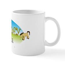 Happy B-Day Barbara (farm) Mug