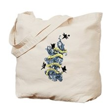 Fairy Poem Tote Bag