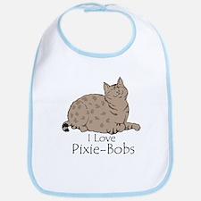 Happy Pixie-Bob Bib