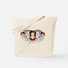 The Joke's On You tote bag