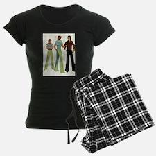1970s vintage men Pajamas